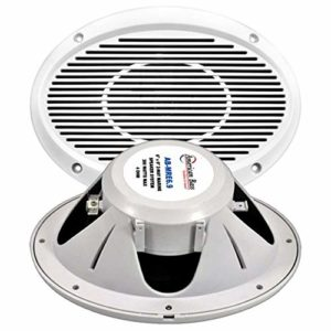 "American Bass ABMRE69 American Bass 6X9"" 2-Way Marine Speaker 300W Max"