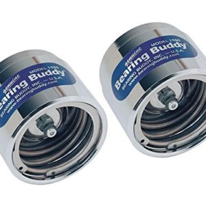 "Bearing Buddy 42102 Chrome Bearing Protector - 1.980"" Diameter"