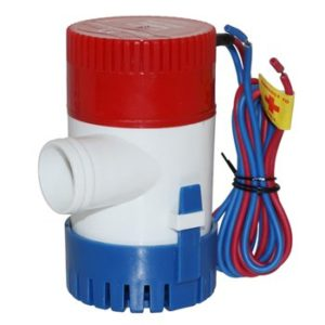 Bilge Pump 1100 GPH Manual