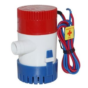 Bilge Pump 500 GPH Manual