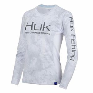 Huk Women's Camo Icon X Long Sleeve Shirt