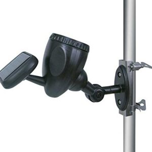Ideaworks JB6200 Solar Powered Flag Pole Light