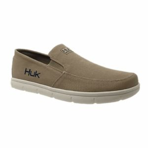 HUK Brewster Casual Shoes, Khaki